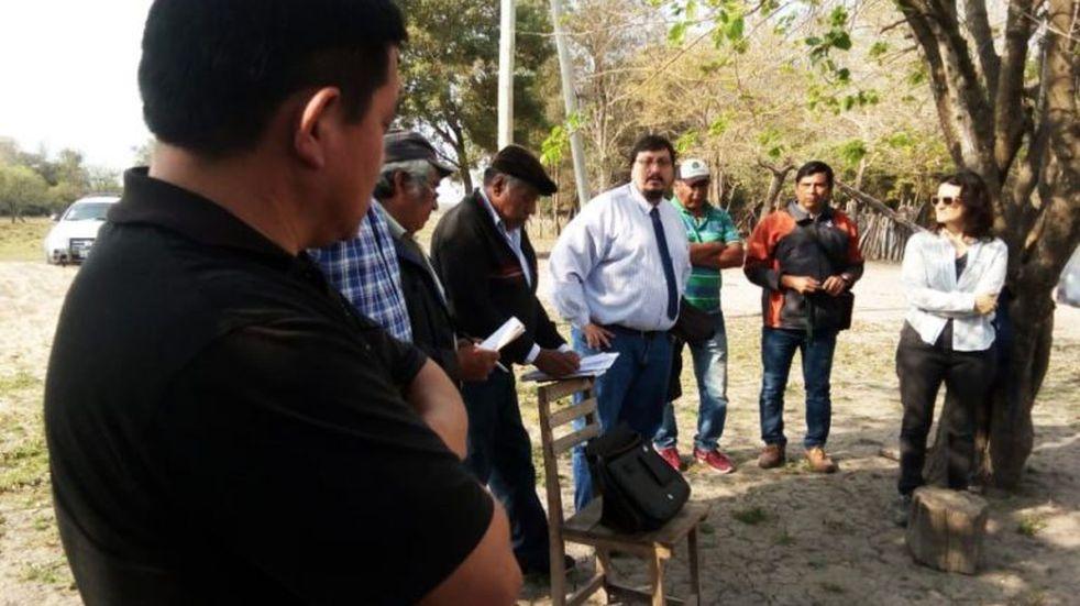 Napalpí: Antropólogos forenses ya trabajan en el sitio donde buscarán fosas comunes