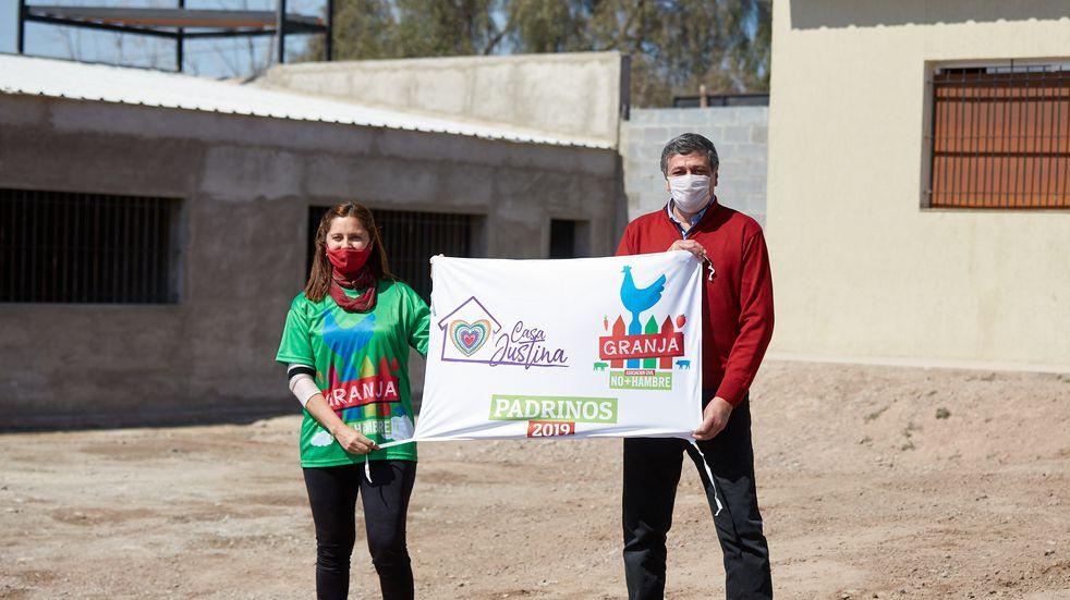 Las Heras apunta a un ambicioso proyecto de educación ambiental