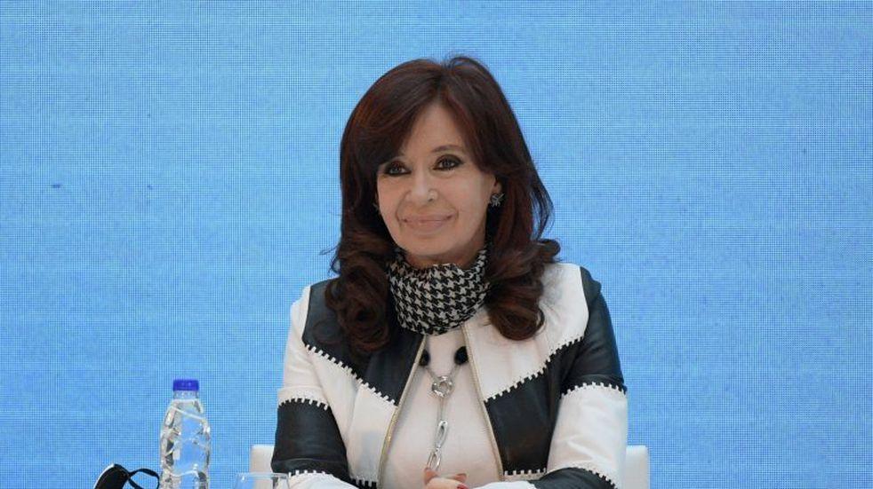 Cristina Kirchner implementó el cupo laboral travesti-trans en el Senado