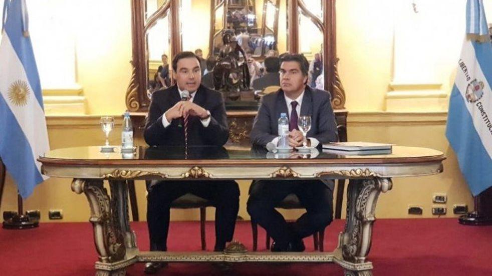 Chaco y Corrientes planificaron obras para fortalecer las economías regionales