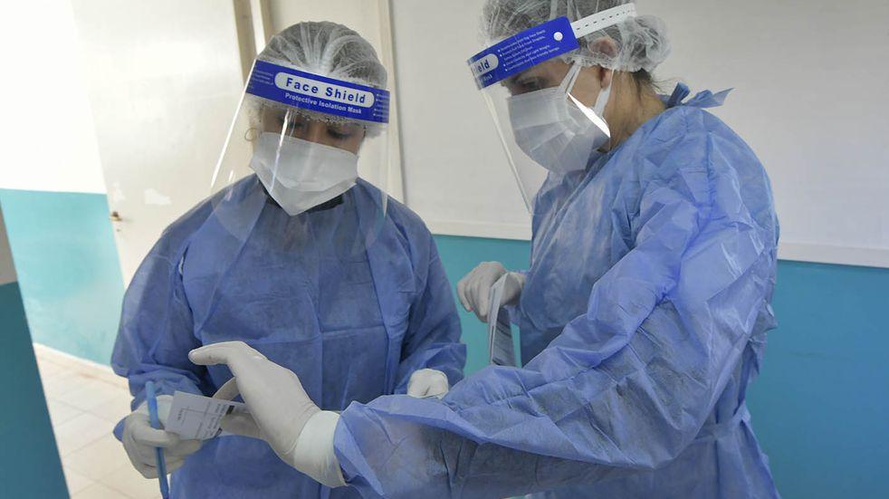 Coronavirus en Tandil: hay 553 casos activos en la ciudad
