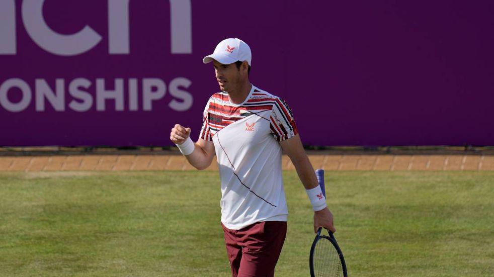 Andy Murray participará en los Juegos Olímpicos de Tokio e irá por su tercer oro consecutivo