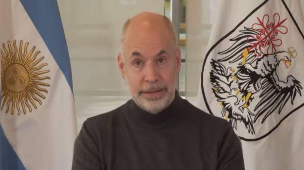 """Rodríguez Larreta expuso sus aspiraciones presidenciales: """"Estoy para hacer mi aporte a una Argentina distinta"""""""