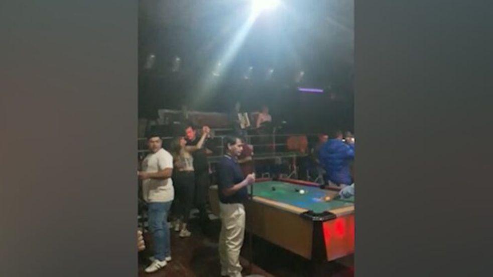 Música, baile y pool en Colonia Guaraní: evento fue clausurado