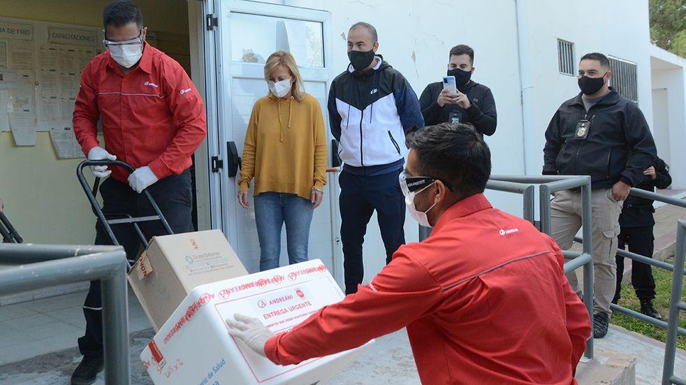 Este miércoles llegan a la provincia 11.700 segundas dosis de la vacuna Sinopharm