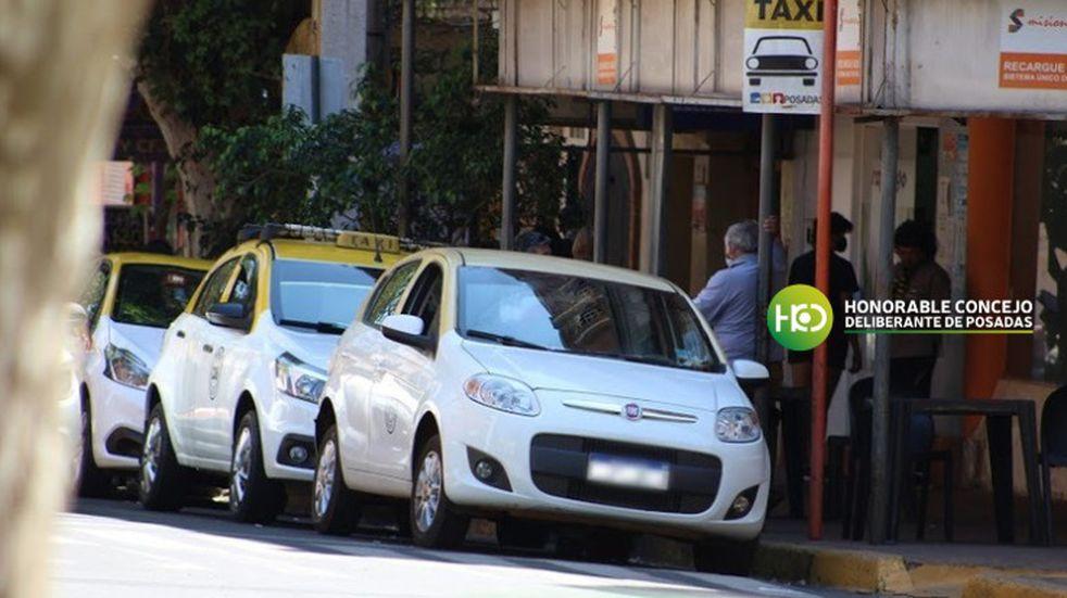 Posadas: concejales aprobaron un 35% de aumento del servicio de Taxi