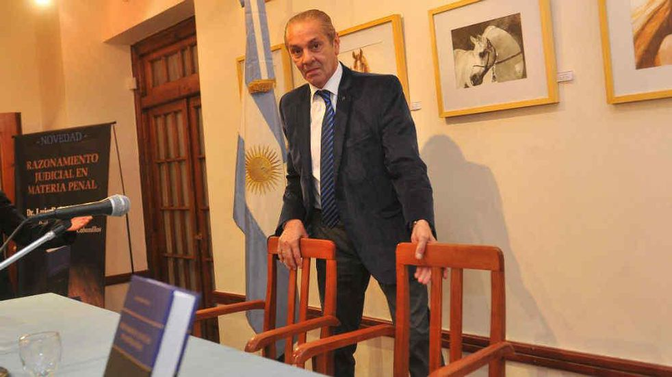 Falleció Luis Rueda, juez de la Cámara Federal de Apelaciones de Córdoba