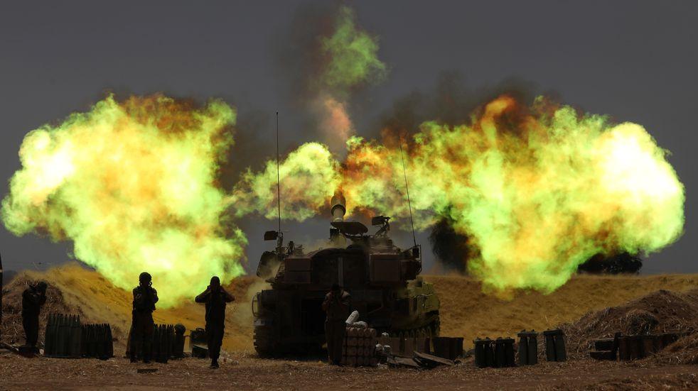 Israel intensifica los ataques a Palestina y crece la violencia en la Franja de Gaza: ya hay 70 muertos