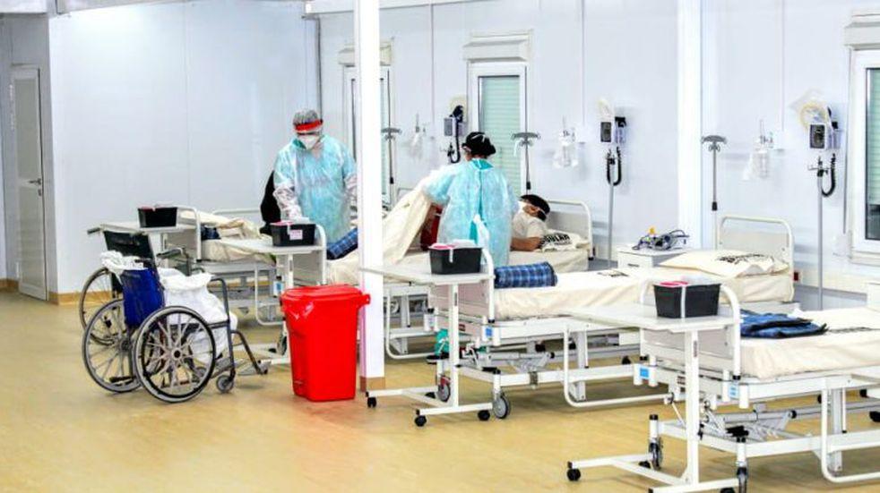 COVID-19: los hospitales en Chaco están cerca de colapsar