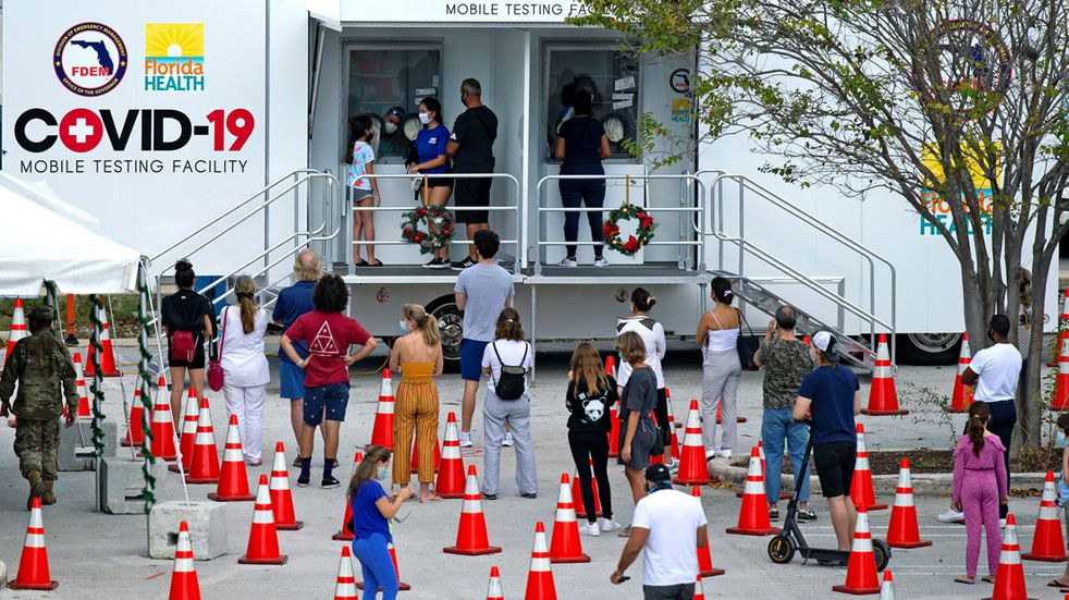 Coronavirus: con récord de contagios, Florida es el epicentro de la pandemia en Estados Unidos