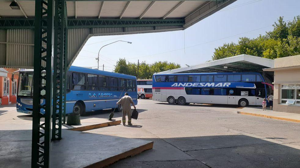 Cepa Manaos: quiénes pueden viajar en colectivo fuera de General Alvear y distritos de San Rafael