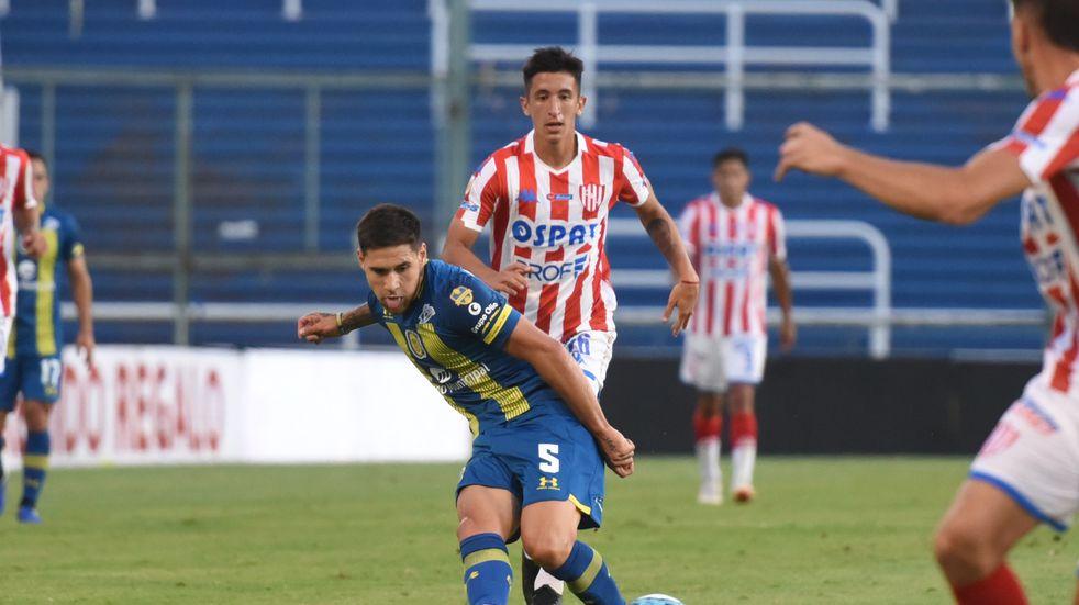 Talleres tiene a un paso a Rodrigo Villagra e insiste por el Rayo Fértoli