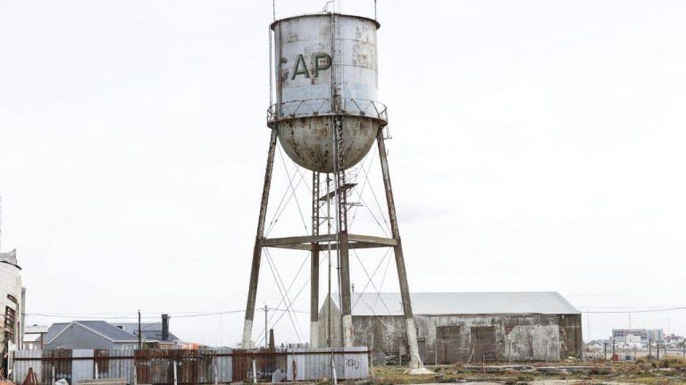 Río Grande: comenzarón los trabajos para reparar los daños del tanque