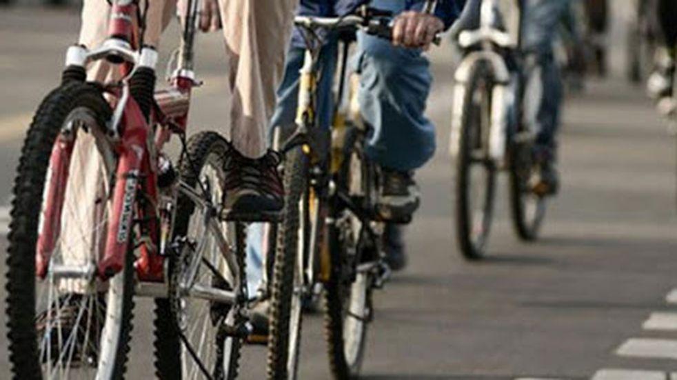 "La experiencia ""Bici Arte"" llega a la Plaza España"
