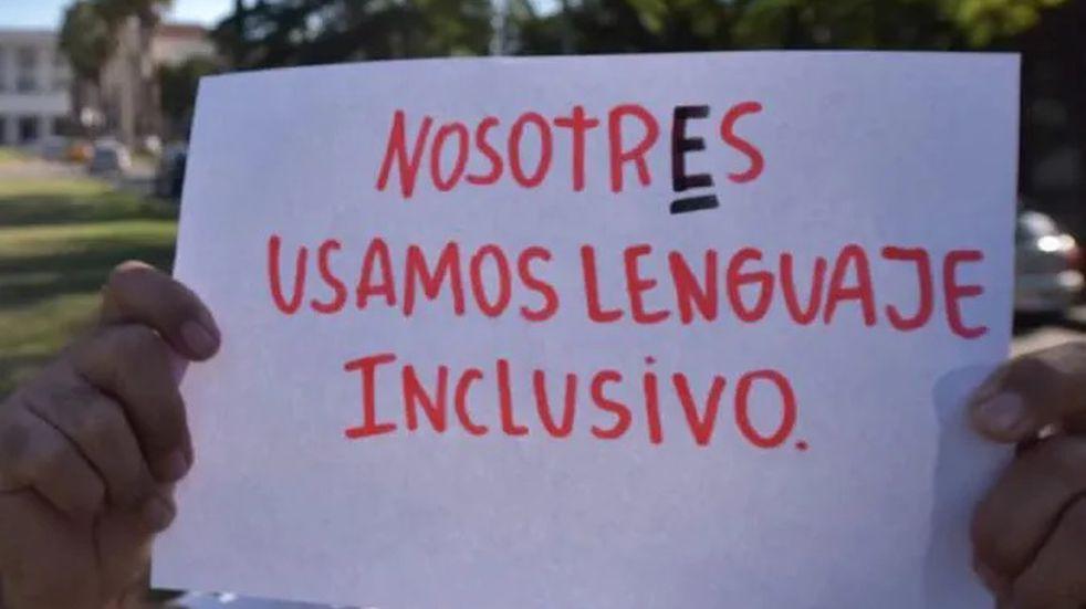 Diputado mendocino quiere prohibir el leguaje inclusivo