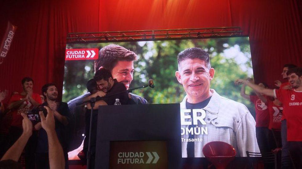 """Ciudad Futura pidió """"respeto y justicia"""" tras el crimen de Eduardo Trasante"""