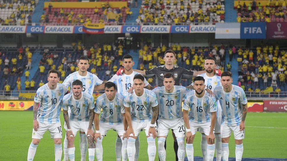 Cómo quedó la tabla de clasificaciones de las Eliminatorias con el empate de Argentina
