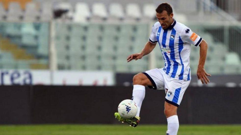 Campagnaro intentará salvar a su equipo en su último partido como profesional