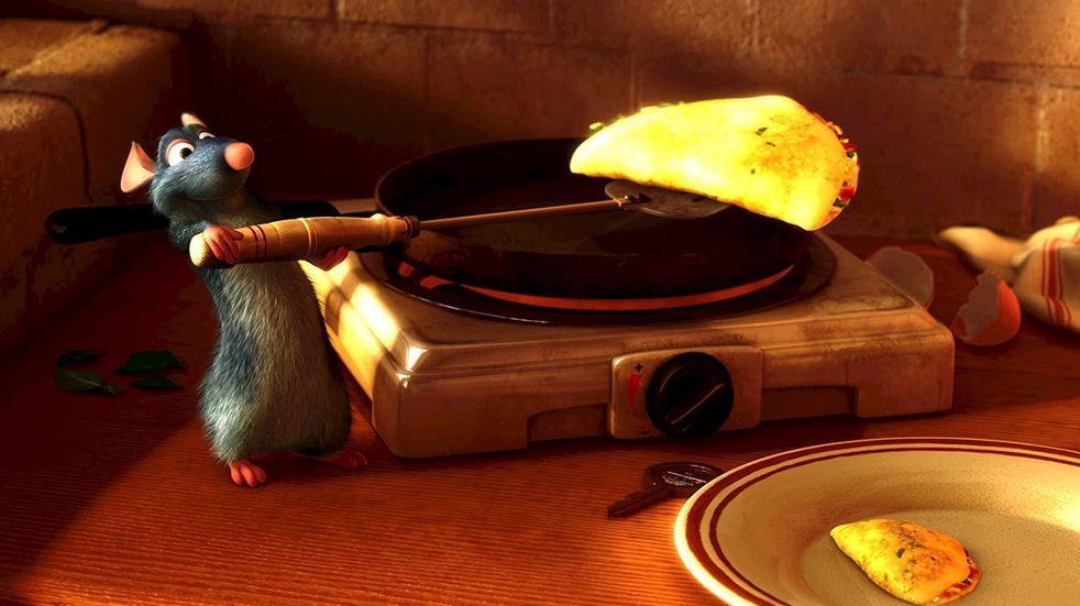 Una joven 'Tiktoker' se vuelve viral cocinando los platos que se ven en las películas de Disney
