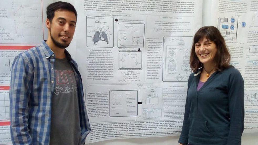 Científicos de la Universidad Nacional de La Plata realizan aportes a la problemática de la respiración asistida