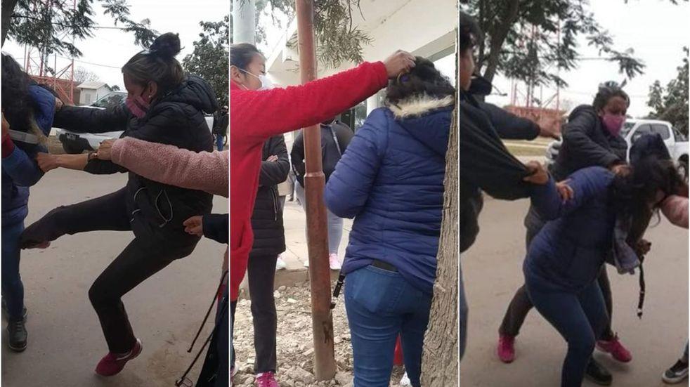 Un grupo de mujeres agredió a piñas y patadas a una concejal del norte de Salta