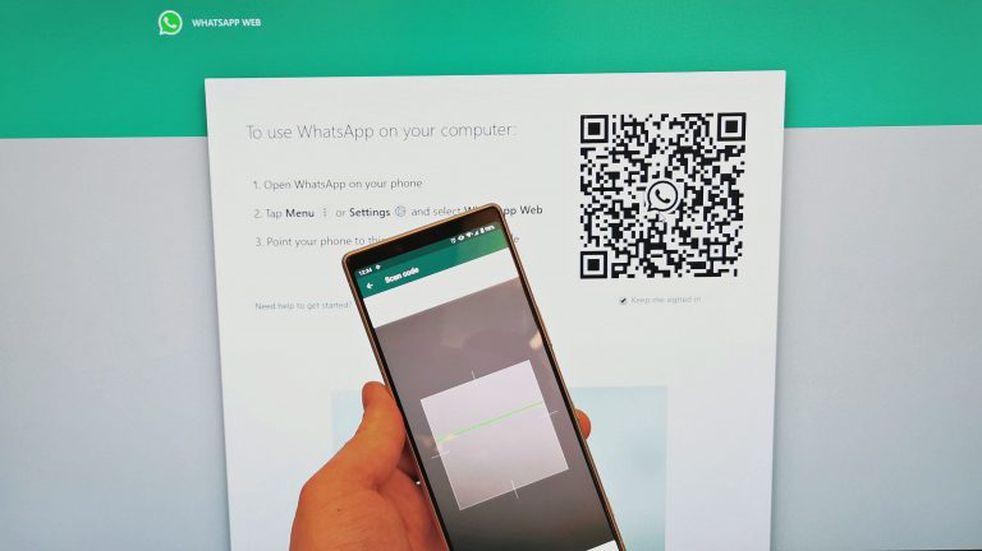 ¿Qué pasa si presionás Ctlr + E en WhatsApp Web?
