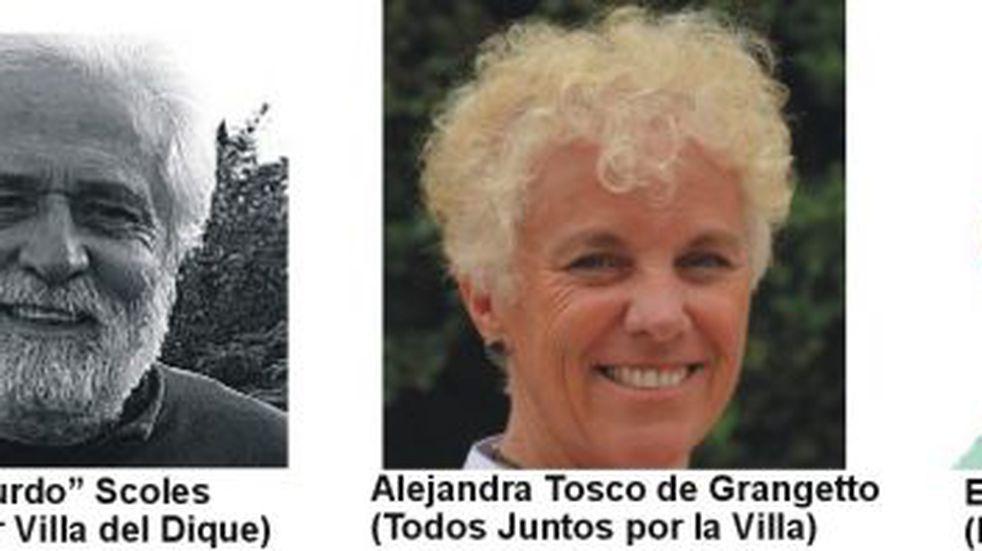 Villa del Dique vota el próximo domingo
