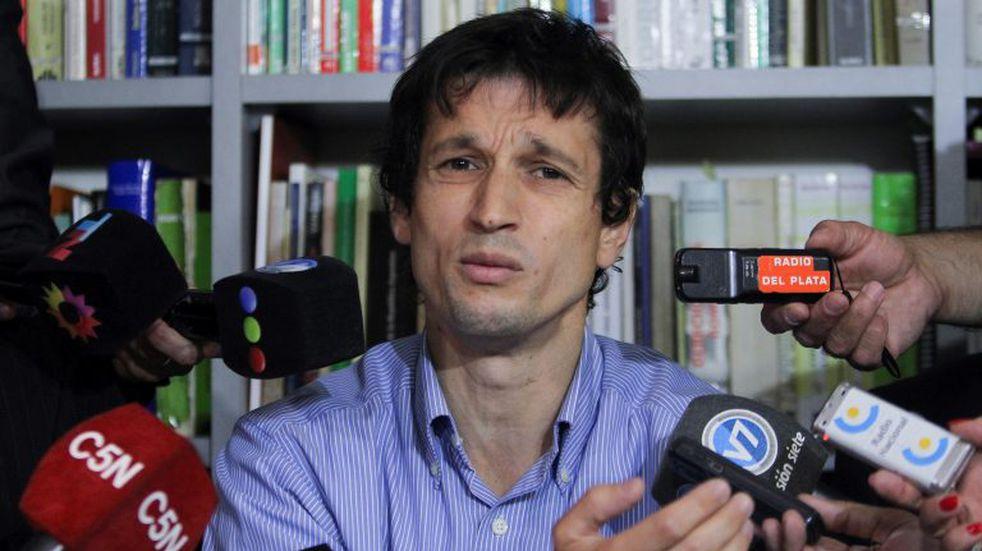 """Diego Lagomarsino: """"Si voy a juicio, estoy seguro de que salgo absuelto"""""""