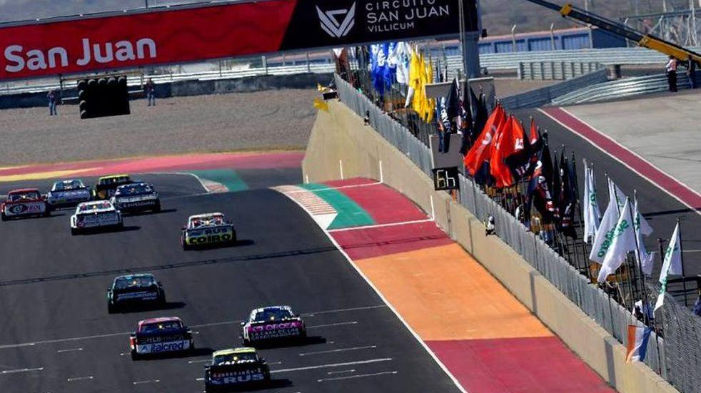 El Turismo Carretera disputará las últimas dos fechas de la Copa Río Uruguay Seguros en el Circuito San Juan Villicum.