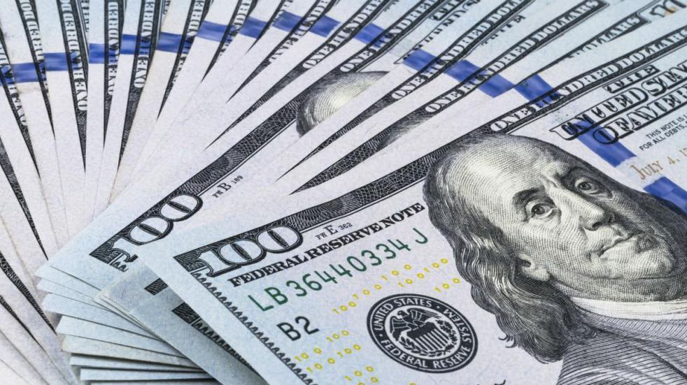 El dólar blue llega a 184 pesos en Córdoba