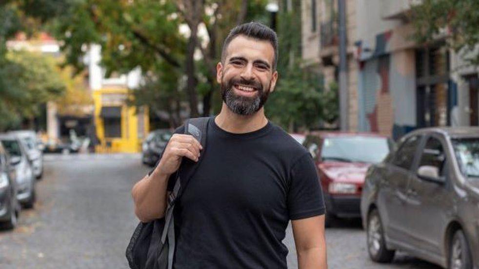 Un argentino ganó un concurso para vivir tres meses en Italia con todo pago