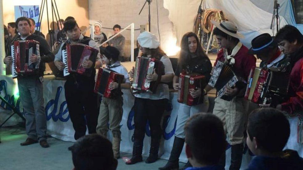 Se confirmó la sexta edición del encuentro internacional de acordeonistas