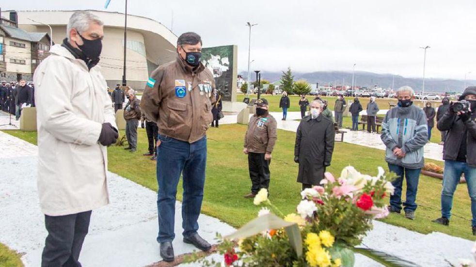 El Municipio participó del acto en homenaje al crucero ARA General Belgrano