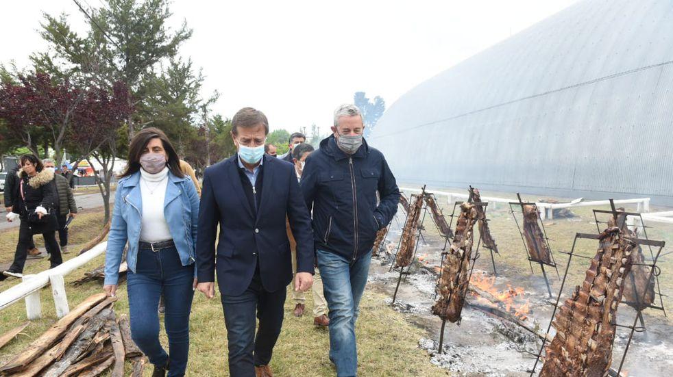 """Para Rodolfo Suarez la apertura al turismo en pandemia fue clave y es un ejemplo para """"terminar con los planes sociales"""""""