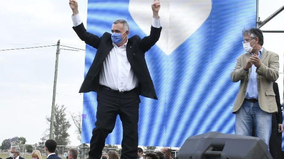 El Frente de Todos lanzó su campaña en Tucumán.