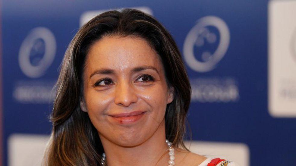 """Mariana Zuvic: """"Cargaron 100 kilos de cocaína en el Tango 03 por orden de Aníbal Fernández"""""""