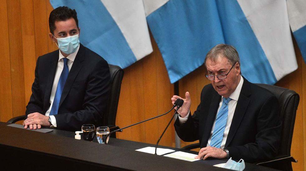 Juan Schiaretti retoma las funciones como Gobernador de Córdoba