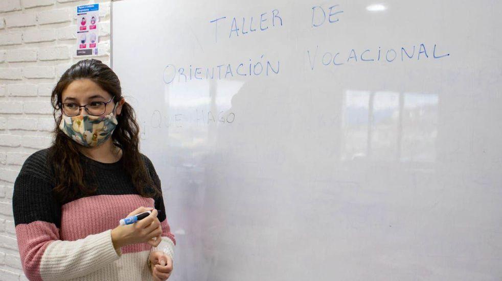 Continúan abiertas las inscripciones a los talleres de orientación vocacional