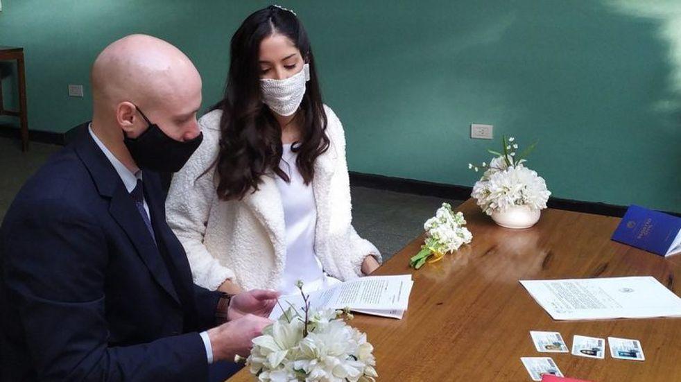 En pandemia cayeron a la mitad los matrimonios y divorcios en Santa Fe