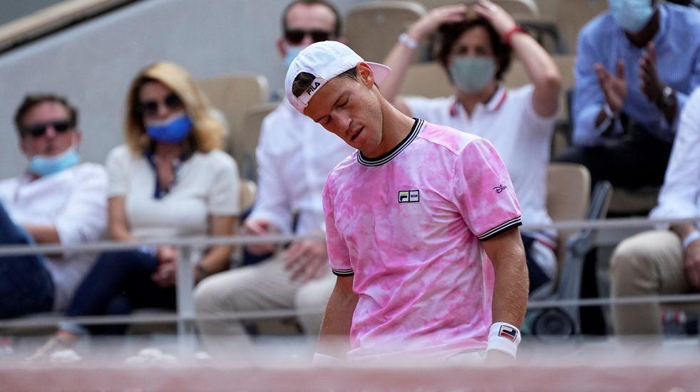 Ranking ATP: Diego Schwartzman bajó un puesto y se aleja del Top 10