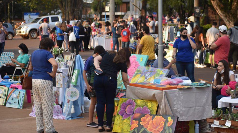 Montecarlo: la 6° edición de la Feria Joven fue un éxito