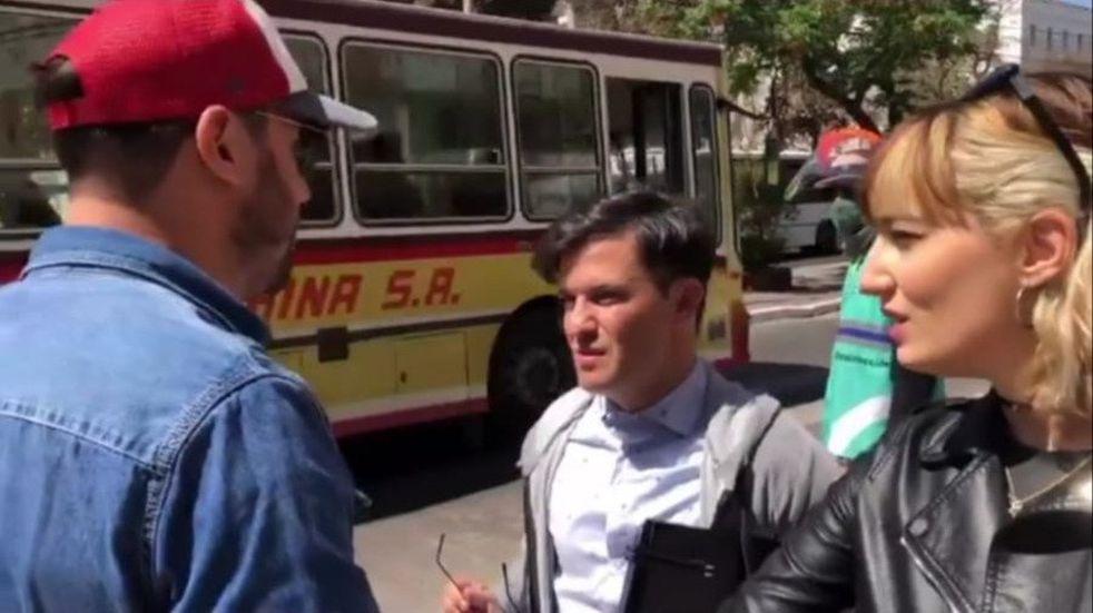 La serie web La Ranchera grabó un capítulo en San juan.
