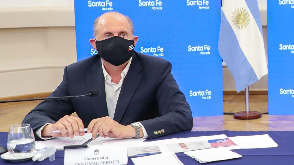 Santa Fe adhiere a las medidas de confinamiento de Nación para intentar revertir el avance del coronavirus