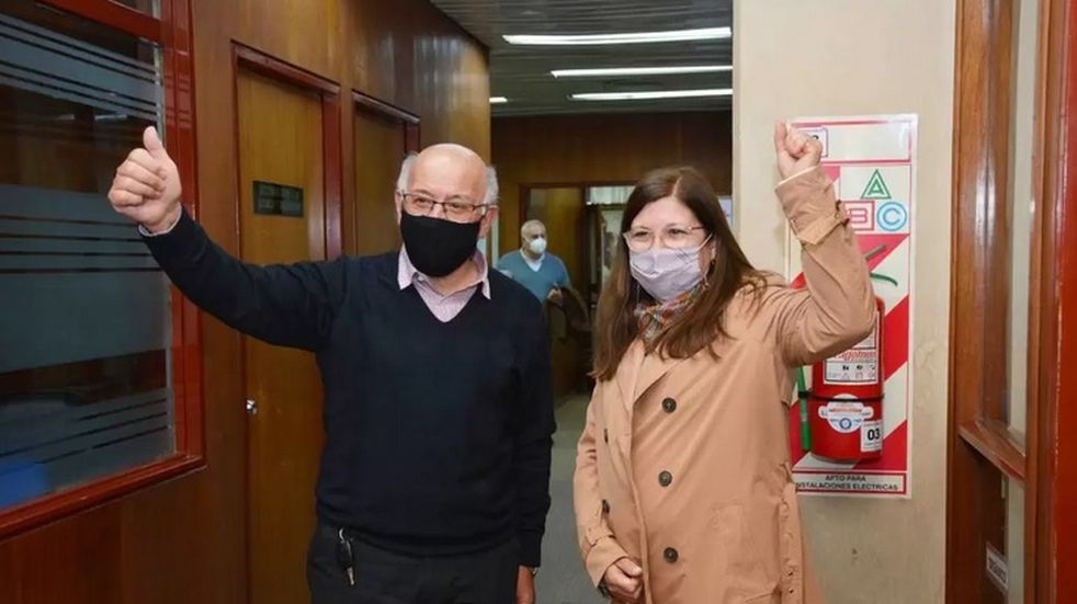 La UNSJ tiene nuevo rector: Tadeo Berenguer, el hombre del legado