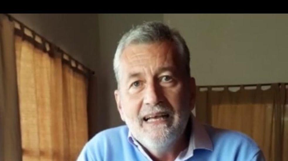 Cierre de campaña en Paso de los Libres: Habló el diputado peronista baleado en Corrientes