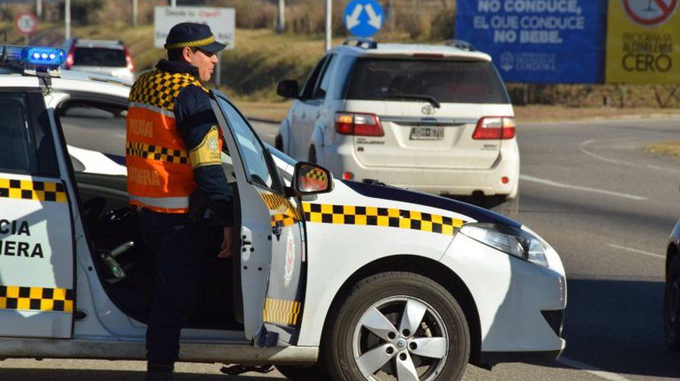Córdoba: nuevo aumento en las multas de la Caminera