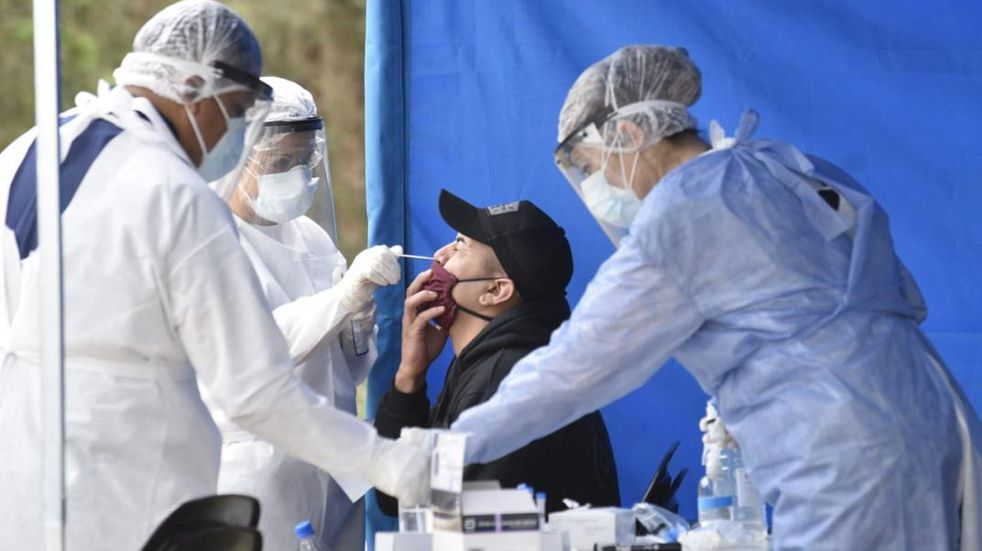 Región de Ansenuza: reporte de la situación epidemiológica