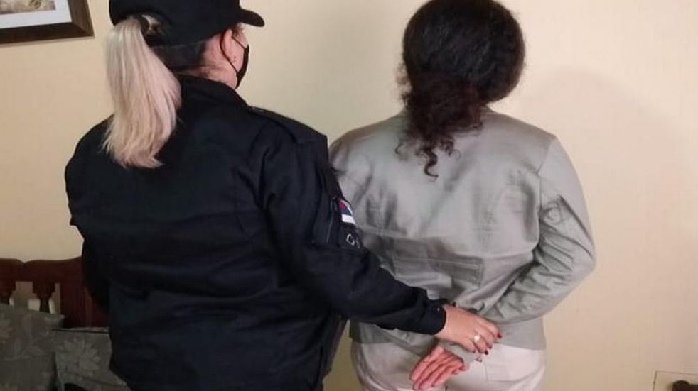 9 De Julio: detienen a una mujer acusada de desvalijar la casa a la nueva pareja de su ex