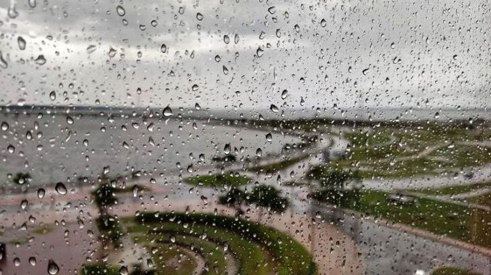 Continúan las lluvias en la provincia.