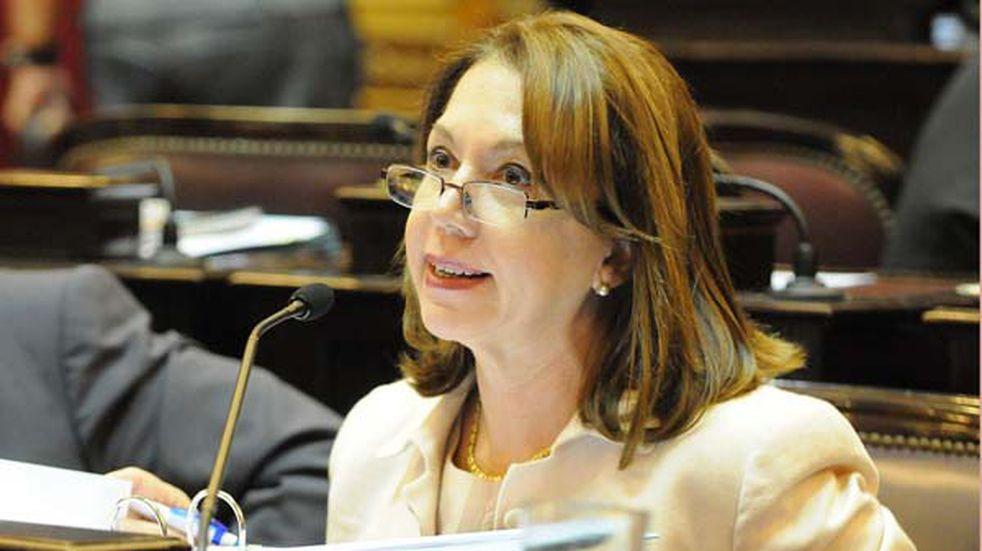 """Sonia Escudero sobre la cautelar contra los Peñalva: """"Es una medida inconstitucional"""""""